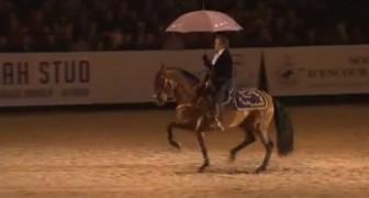 Todos conocen Cantando bajo la lluvia, pero pocos vieron bailarlo de este modo
