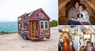 Het leven on the road : de avonturen van een echtpaar dat hun leven revolutioneerde