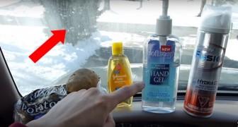 Spalma sui vetri appannati 4 prodotti che abbiamo tutti in casa: uno di loro è INFALLIBILE.