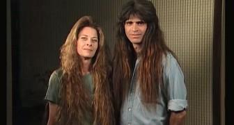 Non vanno dal parrucchiere dal 1985: la loro trasformazione li fa urlare di stupore!