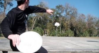 Giochiamo a frisbee?