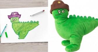 IKEA trasforma i disegni dei bambini in giocattoli veri - e li vende per beneficenza