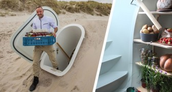 Aus Holland kommt der Kühlschrank, der kühlt, ohne Strom zu verbrauchen!