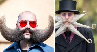 In Oostenrijk vond het wereldkampioenschap snorren en baarden plaats... en het was te gek!