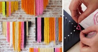 13 décorations étonnantes que vous pouvez créer avec une simple ficelle
