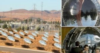 Questi globi solari generano un'energia 400 volte maggiore rispetto ai normali pannelli
