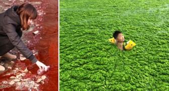 Les 25 images choc de la pollution terrifiante qui afflige la Chine