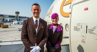 Voilà ce que cela signifie de voyager en première classe sur l'avion le plus luxueux du monde