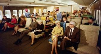 Hoe Was Het Om Te Reizen Per Vliegtuig In De Jaren 70? Zeker Weten Heel Anders Dan Nu...