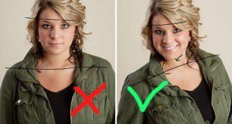 6 piccoli trucchi che rendono fotogenico anche chi non lo è: il risultato vi stupirà!