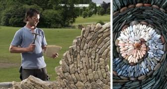 Ha iniziato a lavorare come semplice muratore, ma poi è diventato MOLTO di più!