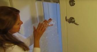 Voici comment isoler les vitres du froid extérieur sans débourser un centime!