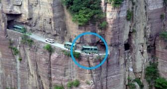 Voilà pour vous les 15 routes les plus dangereuses du monde:  seriez-vous prêts à les parcourir?