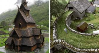 Deze spectaculaire panoramafoto's uit Noorwegen doen denken aan de wereld van de elfen...