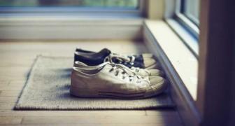 Se sei solito indossare le scarpe in casa, questo articolo potrebbe farti cambiare idea