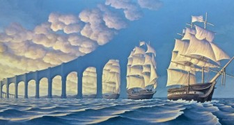 25 optische Illusionen, die eure Wahrnehmung der Realität auf den Kopf stellen