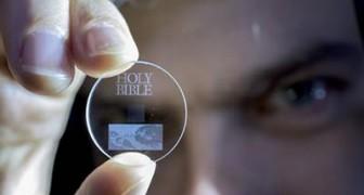 Dalla ricerca scientifica, la memoria eterna che può contenere tutta la storia dell'uomo