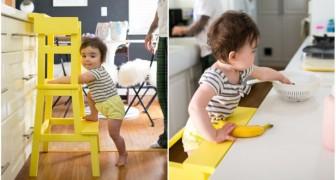 De Montessori leertoren: hiermee help je je kind zelfstandig te worden