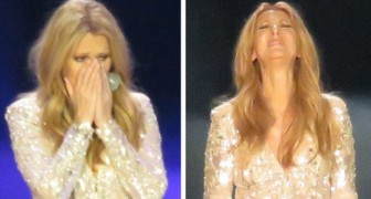 It was the first show after the death of her husband: Celine Dion breakdowns on stage ...