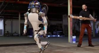 Deze robot beschikt over verbluffende capaciteiten: als de robot op de grond valt, zul je begrijpen waarom