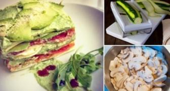 Lasagna di avocado: come prepararla in pochi minuti e soprattutto... senza cuocere!