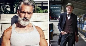 22 uomini affascinanti vi dimostrano che l'età è soltanto un numero
