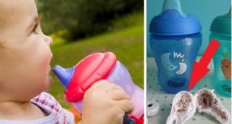 Un semplice biberon può minacciare la salute di un bambino. Questa storia lo dimostra