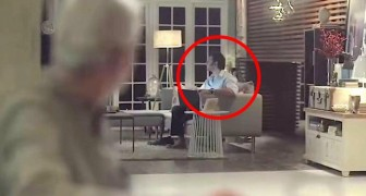 He sees his son-in-law sitting on the couch -- and realizes a truth that will leave you speechless!