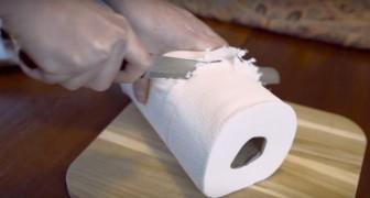 Estos son algunos usos del papel de cocina que seguramente no conocias