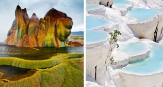 10 mysterieuze natuurlijke schoonheden welke de wetenschap nog niet heeft kunnen verklaren