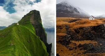 20 maisons merveilleuses perdues dans la nature : préparez-vous à rêver les yeux ouverts