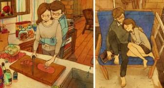 La magia della quotidianità: ecco i piccoli gesti che rendono grande l'amore