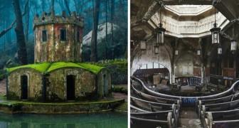 21 scatti mozzafiato di luoghi inspiegabilmente abbandonati per sempre