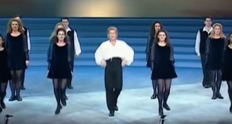 Eine der berühmtesten Tanzfestivals der Welt: Der Effekt ist wunderbar