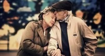 Une vieille dame dévoile le secret pour un mariage heureux . Et c'est fabuleux!