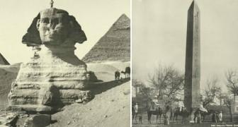 30 splendide immagini inedite ci mostrano com'era l'Egitto nel 1870