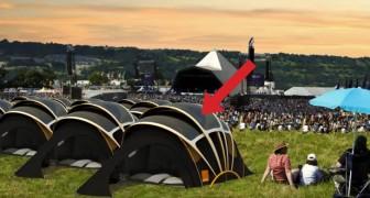 Deze tent kan een revolutionair idee zijn op het gebied van kamperen