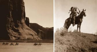 Un fotografo tra gli indiani d'America: ecco le potenti immagini di una civiltà perduta