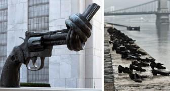 Alcune delle statue più belle che potete ammirare GRATIS in giro per il mondo