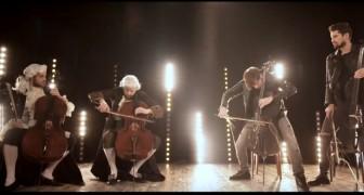 Uniscono Beethoven e i Led Zeppelin: il loro numero è da fuoriclasse