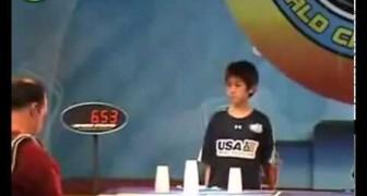 Le mani più veloci del mondo