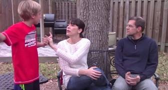 Ihr Sohn unterbrach sie immer, doch sie hat einen einfachen Trick, wie sie allen Eltern helfen kann