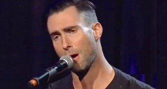 Adam Levine singt ein Meisterwerk von Prince: Seine Version macht Gänsehaut a