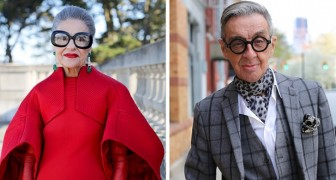 Een fotograaf portretteert de meest elegante grootouders ter wereld en laat zien dat stijl geen leeftijd kent