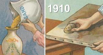 25 trucchi che hanno più di 100 anni... ma sono ancora sorprendentemente utili e brillanti!