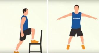 7 minutos por dia: um método infalível para perder peso e ficar em forma!