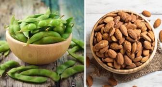 Alternative alla carne: 8 alimenti dal contenuto proteico stupefacente