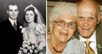 Sono stati sposati per 73 lunghi anni. Quando lei se ne va, avviene l'incredibile