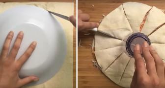 Ecco come preparare una pizza dal sapore gustoso e dall'aspetto... stellare!