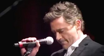 Robert Downey Jr. sings on stage with Sting --- No one expected such a voice!